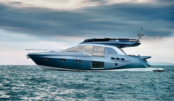 Sessa Marine FLY 68 GULLWING Manufacturer Provided Image