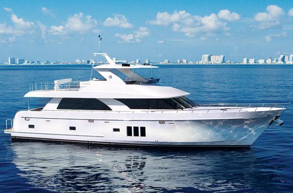 Ocean Alexander 78 Motoryacht Manufacturer Provided Image