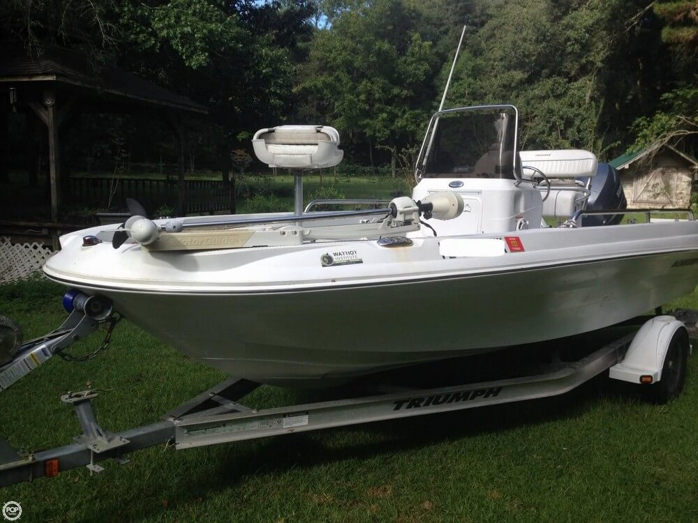Triumph 190 Bay Boat 2007 Triumph 190 Bay Boat for sale in Newberry, FL
