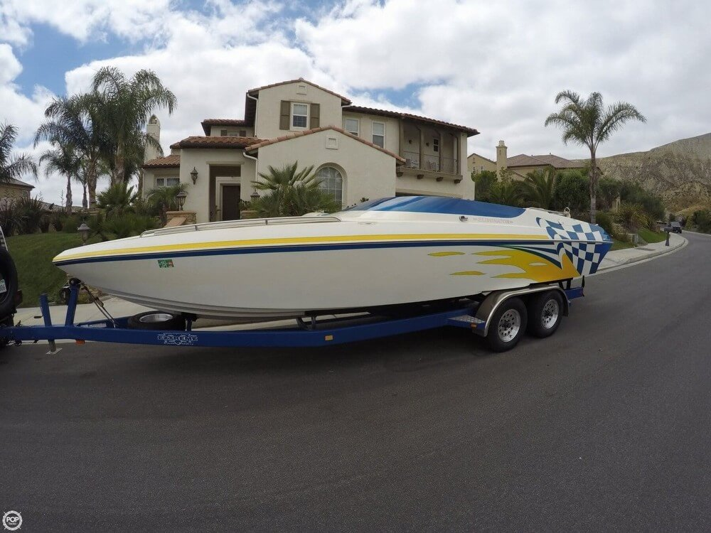 Eliminator Boats 260 EX Eagle 2001 Eliminator 260 EX Eagle for sale in Simi Valley, CA