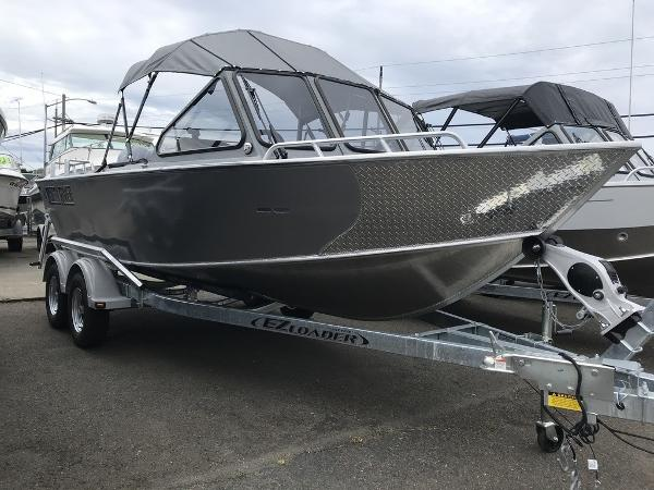 North River Seahawk Outboard 18' 6""
