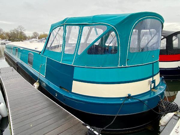 Aqualine Canterbury 68x12 Widebeam