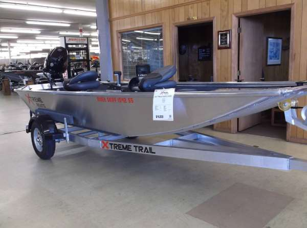 Xtreme 2017 River Skiff 1542SS