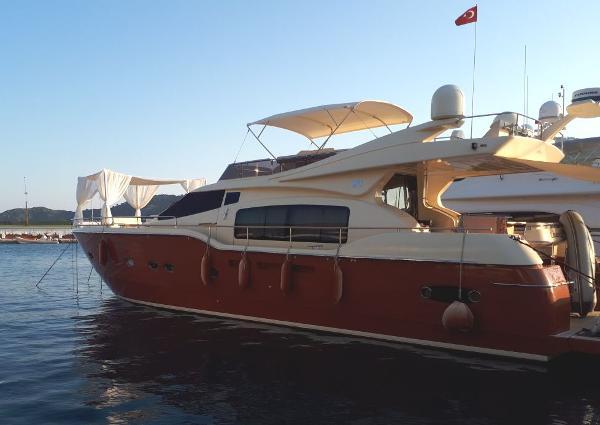 Ferretti Yachts Altura 690 Main