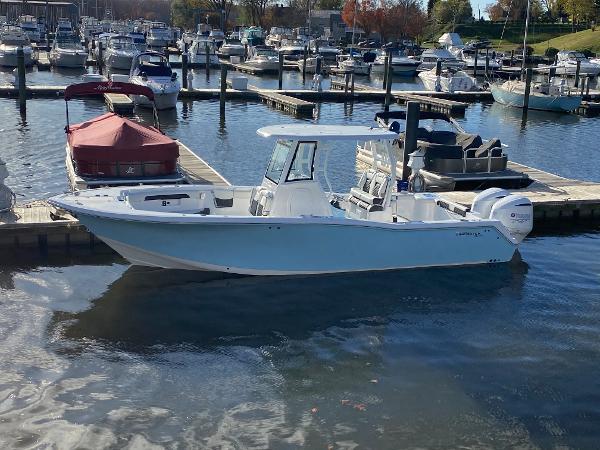Tidewater 292 CC Adventure Custom