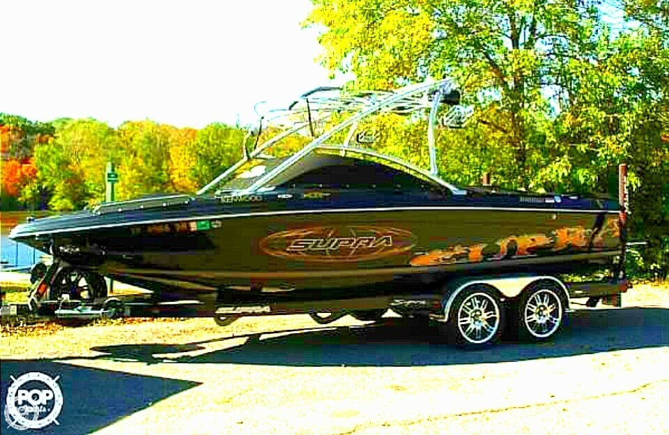 Supra Launch 22 SSV 2009 Supra Launch 22 SSV for sale in Matthews, NC