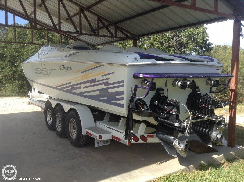 Baja 36 OUTLAW SST 1999 Baja 36 Outlaw SST for sale in Springtown, TX