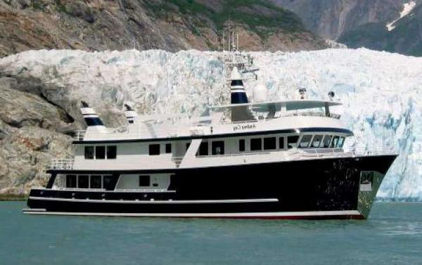 ABD Aluminum Ltd. Expedition Motoryacht