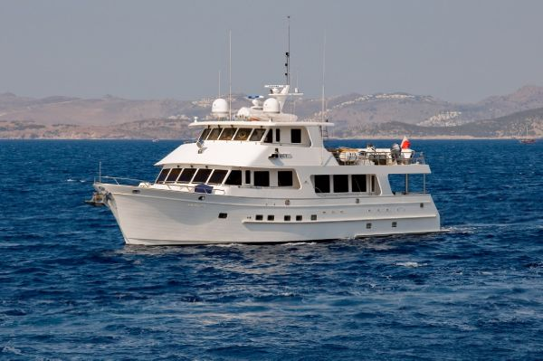 Outer Reef Yachts 860 DBMY Manufacturer Provided Image