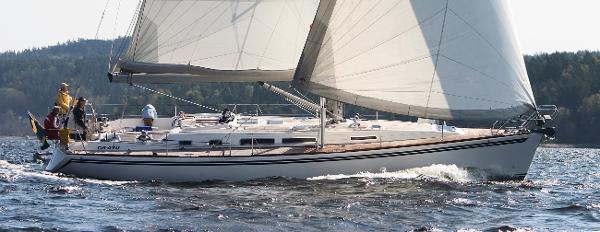 CR Yachts 470 mkII