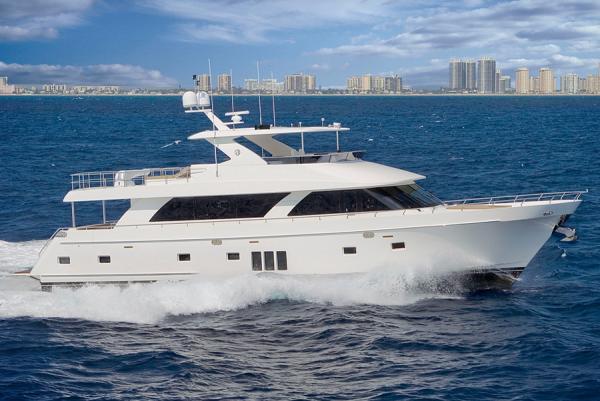 Ocean Alexander 85 Manufacturer Provided Image