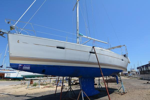 Beneteau Oceanis Clipper 373 oceanis 373