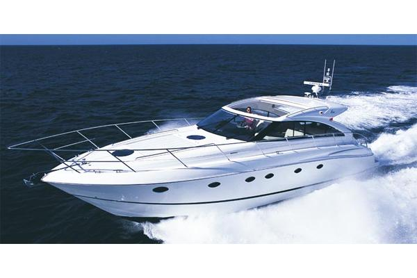 Princess V53 Manufacturer Provided Image