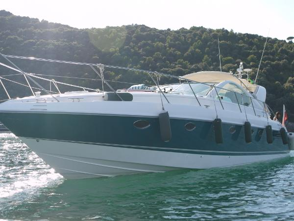 Fairline Targa 48 GT P1030720