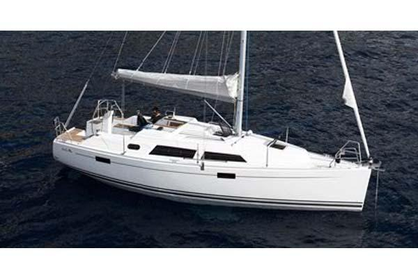 Hanse 350 Manufacturer Provided Image
