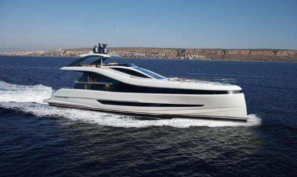Astondoa Top Deck 40M