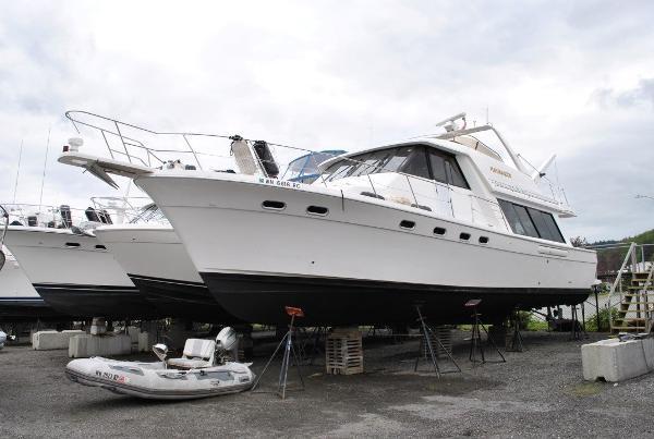 "Bayliner 4788 Pilothouse Motor Yacht 4788 Bayliner 1994 ""Haymaker"""