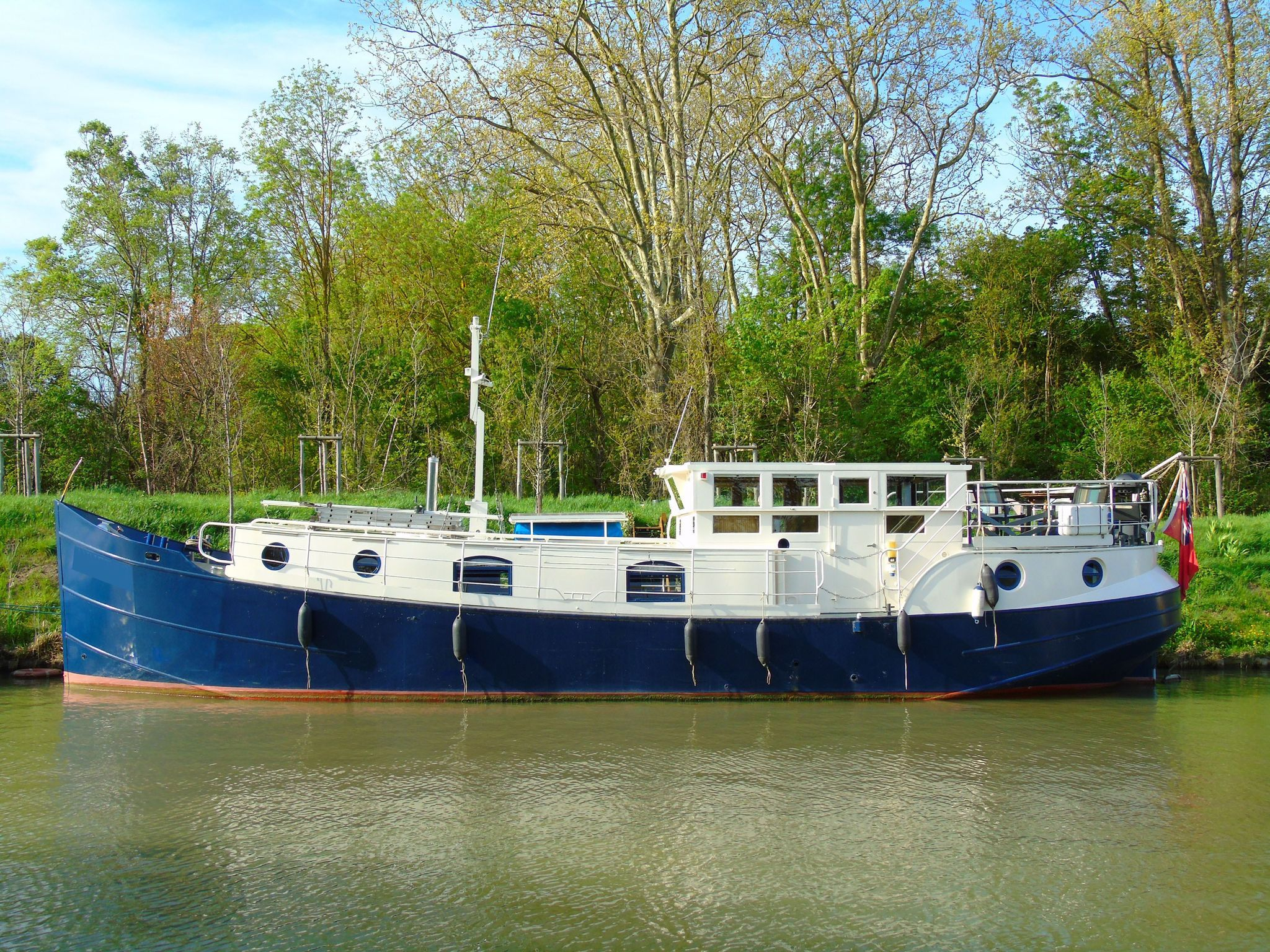 Replica Dutch Barge 58