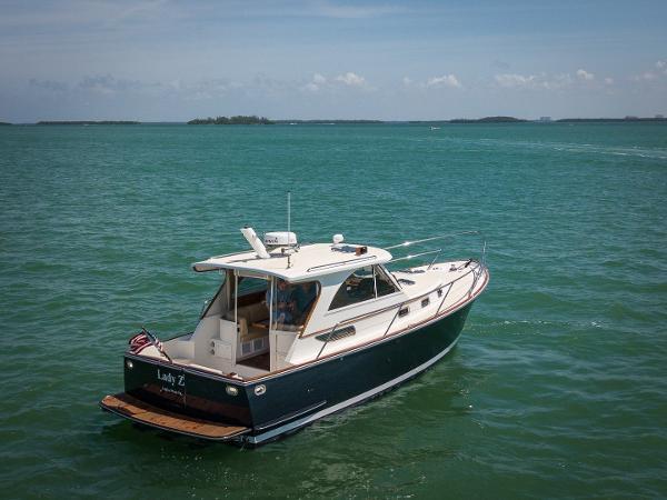 Legacy Yachts 32