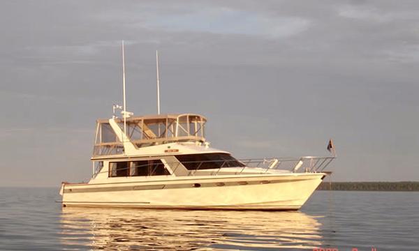 Ocean Alexander 46 Sport Sedan