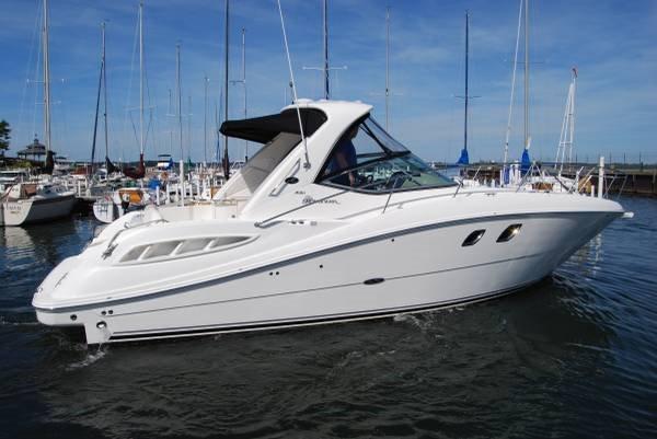 Sea Raider Sundancer 330