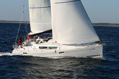 Jeanneau America Sun Odyssey 39i Performance Manufacturer Provided Image: SO39i Performance