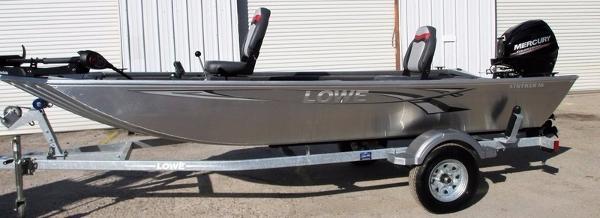 Lowe Stryker 16 SS
