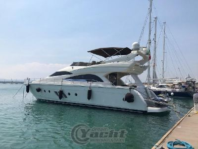 Dominator 62 S DOMINATOR 62 S - DREAM YACHT SRL - CONNELLI