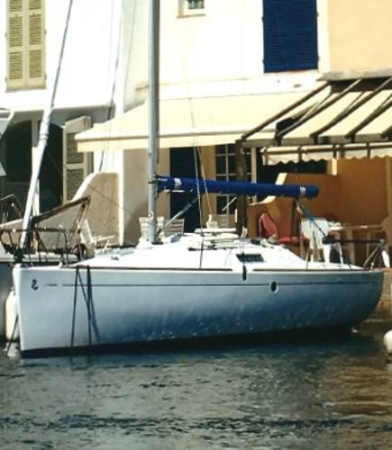 Beneteau First 260 Spirit perroquet2