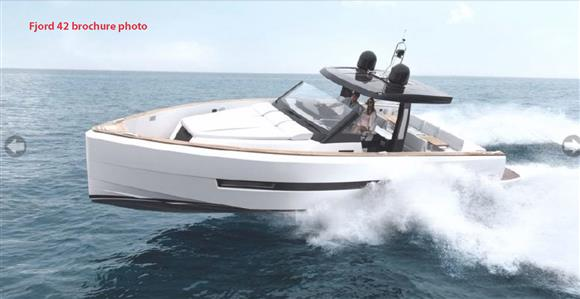 Fjord Boats 44 OPEN