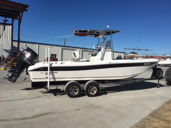Carolina Skiff 23 Ultra Elite SS
