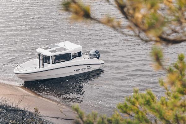 Finnmaster P6 Cabin