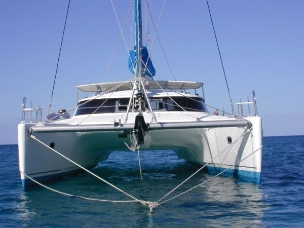 Fountaine Pajot Belize Maestro