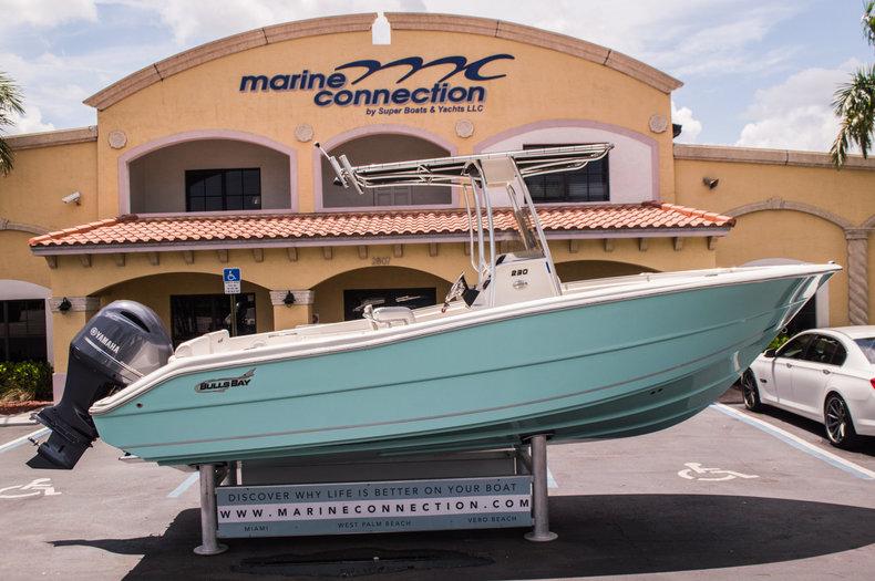 Bulls Bay 230 CC Center Console