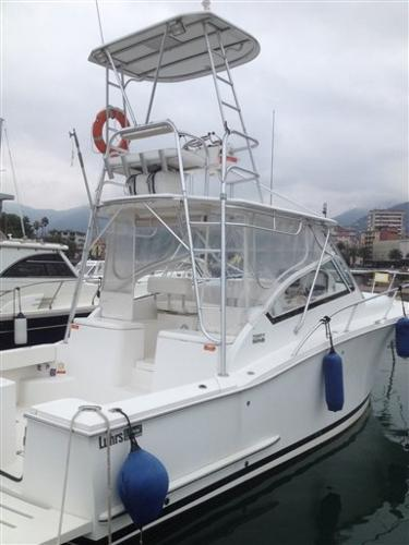 Luhrs 30 Open Pontile Marco