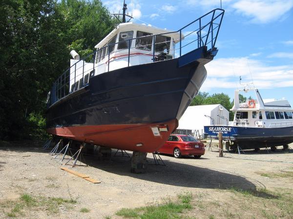 Coastal Marine Research