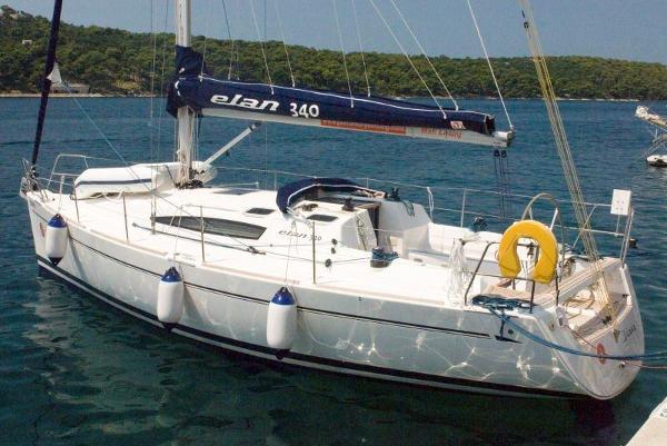 Elan 340 2007 Elan 340