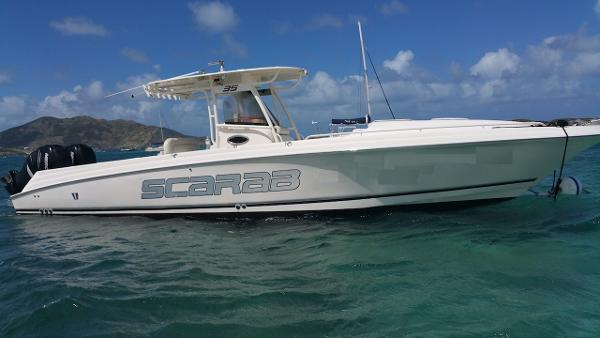 Wellcraft SCARAB 35 SPORT