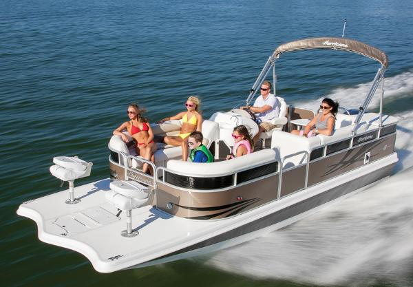 Hurricane FunDeck 236F Manufacturer Provided Image: Manufacturer Provided Image