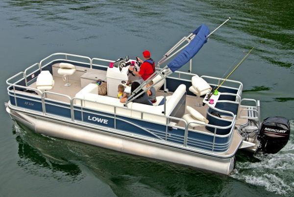Lowe SF214 Sport Fish