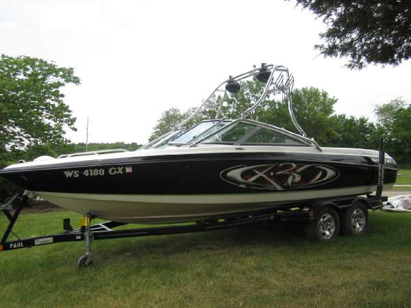 Mastercraft X30 Wakeboard Edition