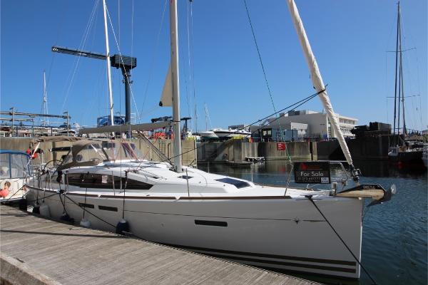 Jeanneau Sun Odyssey 41DS