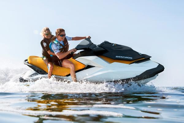 Sea-Doo GTS 130 Manufacturer Provided Image