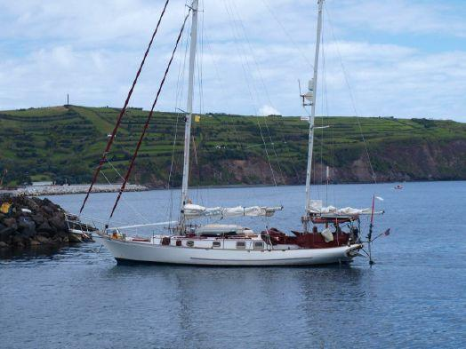 Cherubini Cutter Rigged Ketch