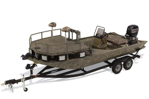 Tracker Grizzly 2072 CC Sportsman