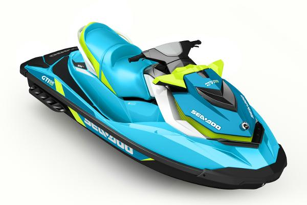 Sea-Doo GTI SE 155 Manufacturer Provided Image