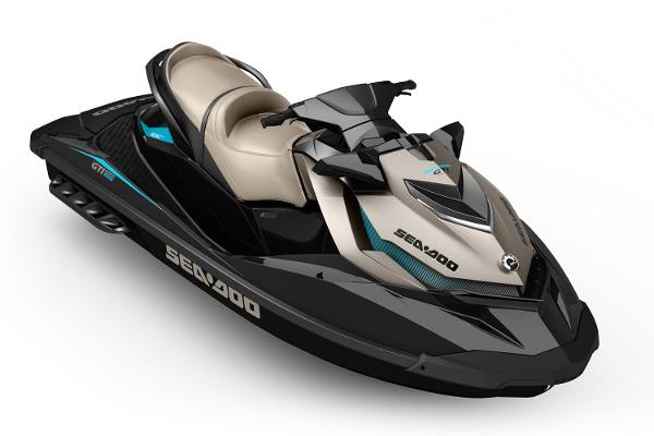 Sea-Doo GTI Limited 155 Manufacturer Provided Image
