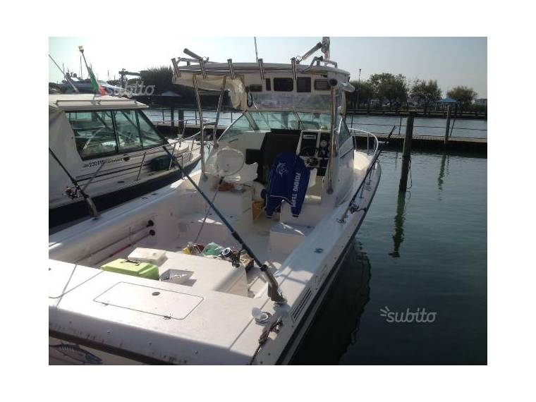 Sport Craft Boats SPORT CRAFT BOATS Sportcraft Fishmaster 252 WA