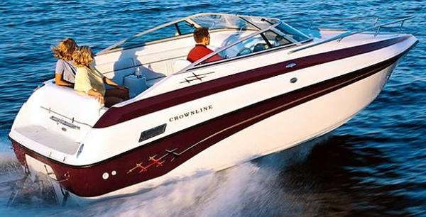 Crownline 230 CCR 23 Crownline 230 CCR MANUFACTURER PROVIDED PHOTO SISTERSHIP