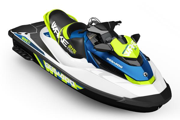 Sea-Doo Wake Pro 215 Manufacturer Provided Image